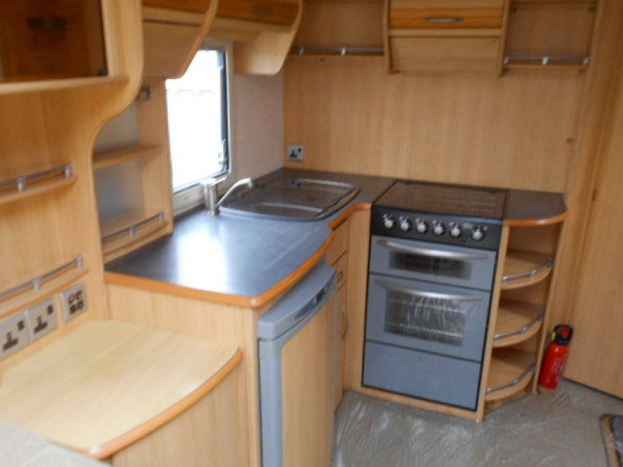 Photo of 2006 Coachman Pastiche 470 - end washroom 2 berth with L kitchen inc mover & FREE starter pack